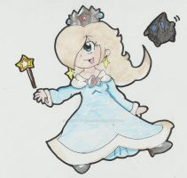 Rosalina and Polari by goldenwinterdaisies