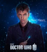 Doctor Who by marcosnogueiracb