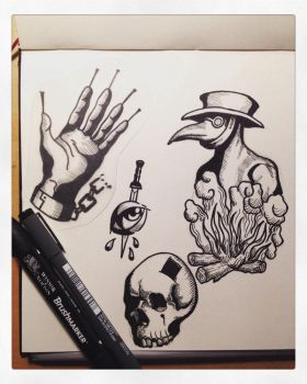 Sketch by Farlatattoo