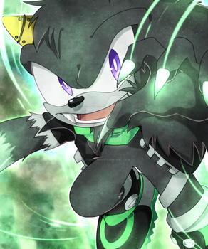 COM - Dust the Werehog by Baitong9194