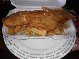 Fish and Chips from Thurso by DarthKaiser