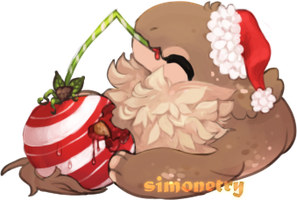 Cherry christmas by Simonetry