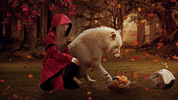 Red Riding Hood by toosox