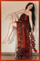 red passion 36 by Lisajen-stock