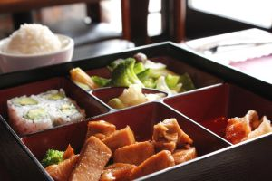 Bento Box by saraannjackson