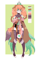[CLOSED] FOX WITCH adopt (SET PRICE POINTS ONLY!!) by KoiKoiSenpai