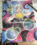 Watercolor - Ursula by Chibi-Lili