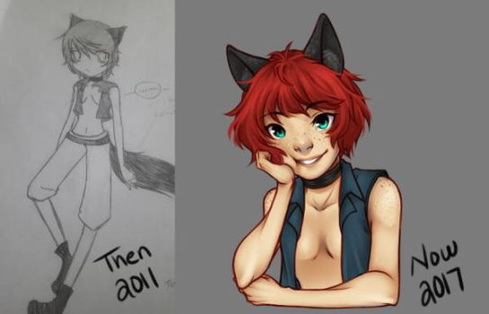 Then and Now again by Heuring