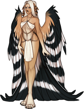 Auction - Hoopoe Princess -  Sold. by danielleclaire