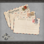 Mail for Me! by DaydreamersDesigns