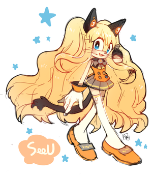 SeeU by Hanybe