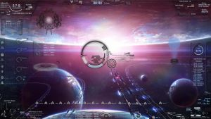 Neon Space Noir 1.0 FR  (No notes) by benjiatwork