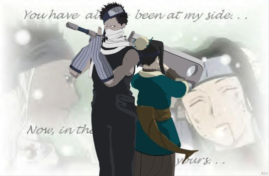 I will protect you with my life- Zabuza by ramenlover98