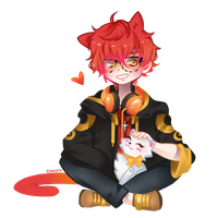 707707070707070707meow by ciaoora