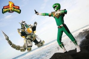 DRAGONZORD COME FORTH by Sarapungs-tokusatsu