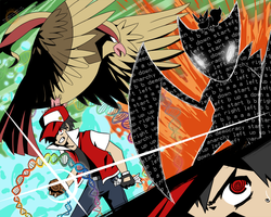 TPP: Twitch Plays Pokemon - Helix Power by cocowoushi