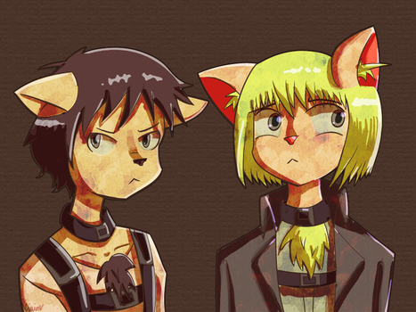 Lost Babies by YaoiMeowmaster