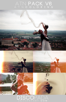 Actions Pack 06 (Light Leak) by Discopada