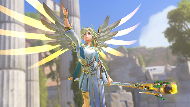 Glory To Mercy by Abelyard