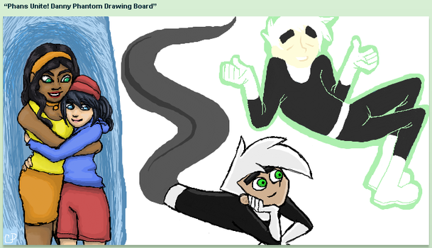 Phanscribbles 3-17-2013 by clay-phoenix