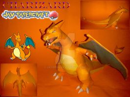 Charizard by javierini