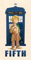 Fifth Doctor by Erich0823