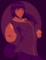 Color Palette Challenge- Hinata #12 by LizzieBCT