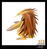 Sandslash ! Pokemon One a Day!