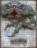 Greater Transdimensional Entity: Pit Horror by JeffRussell
