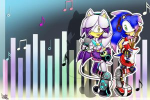Our Music Style by Cometshina
