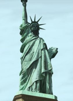 Statue of Liberty by Alphasunking