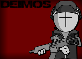 Deimos Wallpaper by EpicBlargman