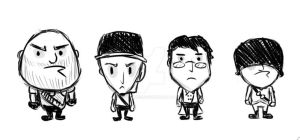 TF2 x Don't Starve Crossover by DC-KMOS