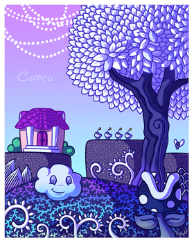 Boggly Woods by Louivi
