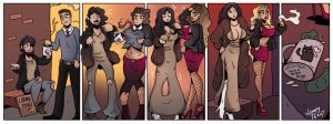 Asking For It - TG Transformation by Grumpy-TG