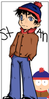 Stan-south park by little-yuuri