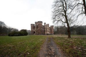 Abandoned castle in the woods by CyrnicUrbex