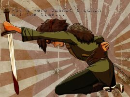 Hiccup: For A Hero Cannot Triumph All the Time by inhonoredglory
