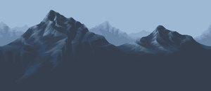 Mountain Background by Pukahuna