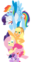 MLPile 2014! by FrogAndCog