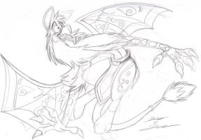 gryphon coloring pages - gryphon sketch by slasher12 on deviantart