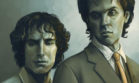 Withnail and I by KiloWhat