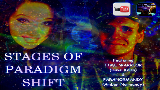Stages Of Shift YOUTUBE by paradigm-shifting