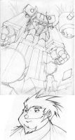 chapter 5 preview pages by bleedman