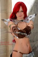 Red Sonja by AlisaKiss
