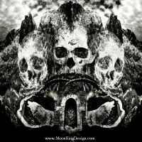Mountain-of-death-front-album-cover-cd-metal-d by MOONRINGDESIGN