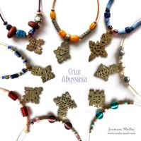 Crux Abyssinia collection by Majnouna