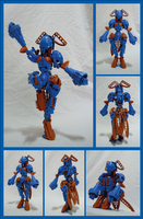 Bionicle MOC - Yuya by Alex-Darkrai