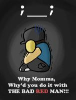 Scout - Why Momma? by Spiff101