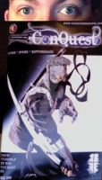 CONQUEST ISSUE 1 COVER by JamesLeeStone